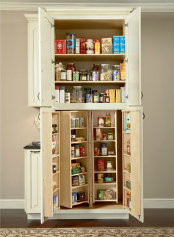 Utility with Pantry