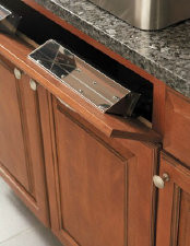 Sink Tilt Out Trays
